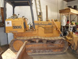 Case Bulldozer 550g photo