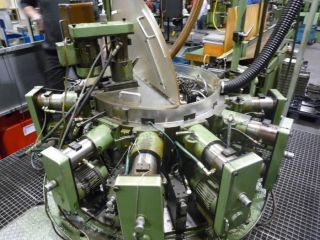 Hydromat Hw25 - 12 Rotary Transfer Machine photo