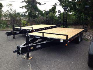 2014 Deck Over Equipment Hauler 102