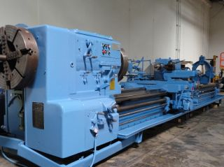 Engine Lathe Big Bore Hollow Spindle 40