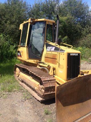 Caterpillar Dozer D4g Xl 872 Hours photo