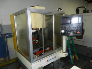 Kitamura Mycenter 0 Vertical Machining Center 12
