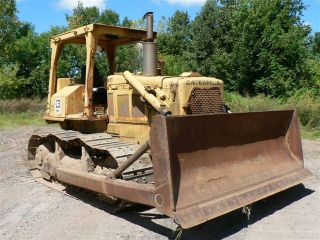 1983 Caterpillar D6d Dozer photo