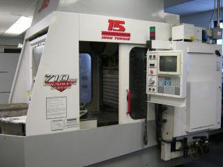 Haas Horizontal Machining Center photo