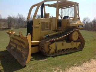 Caterpillar D5h photo