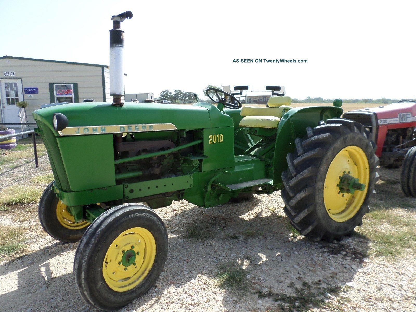 John Deere Tractor Rear Rims For 2010 : John deere tractor