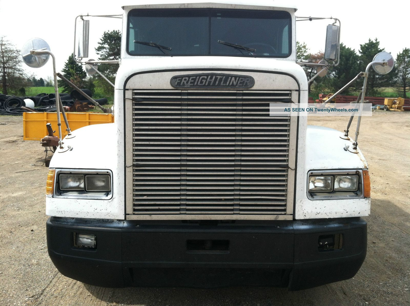 1993 Freightliner Fld120 Sleeper Semi Trucks photo