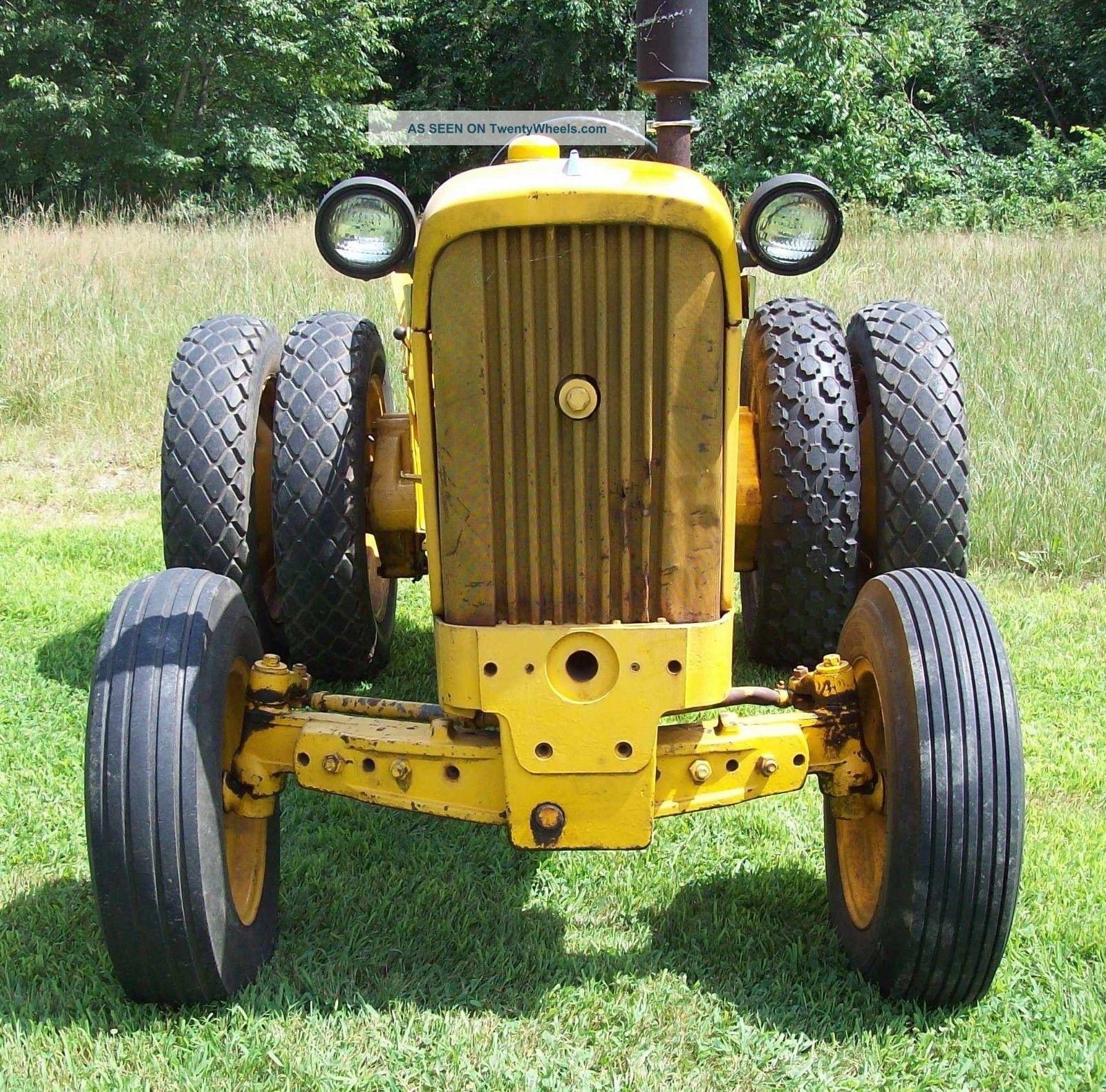 1964 John Deere 1010 Turf Tractor
