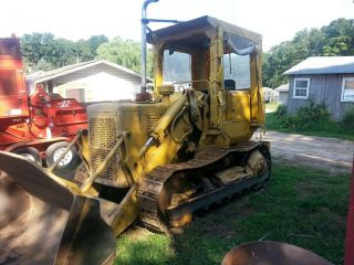 1978 Caterpillar Crawler Loader photo