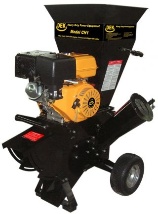 Wood Chipper Shredder - Commercial Duty - 11122010233 photo
