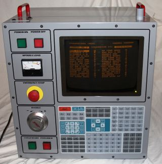 Haas Vf2 Control Simulation Module, photo
