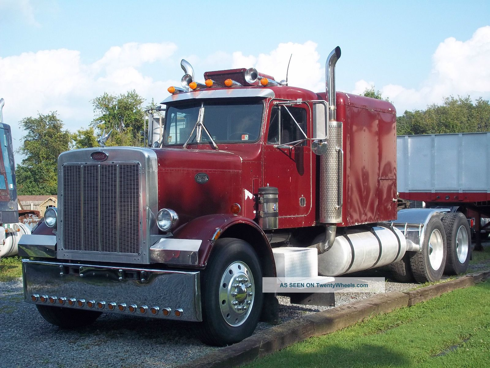 1430 together with 10425 1930 american lafrance metropolitan in addition 17564 Semi Trailer Dump Truck in addition The 2013 Mack Pinnacle Series further 7224 1998 hayhog hay squeeze. on semi truck dump trailers