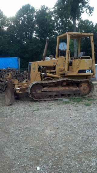 Cat D4c Dozer photo