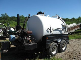 Ibex Vacuum Tank Trailer photo