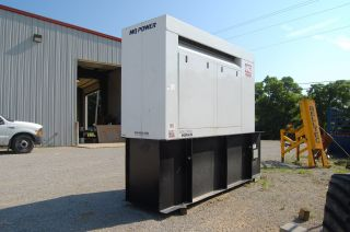 2007 Multiquip 60 Kw Generator photo
