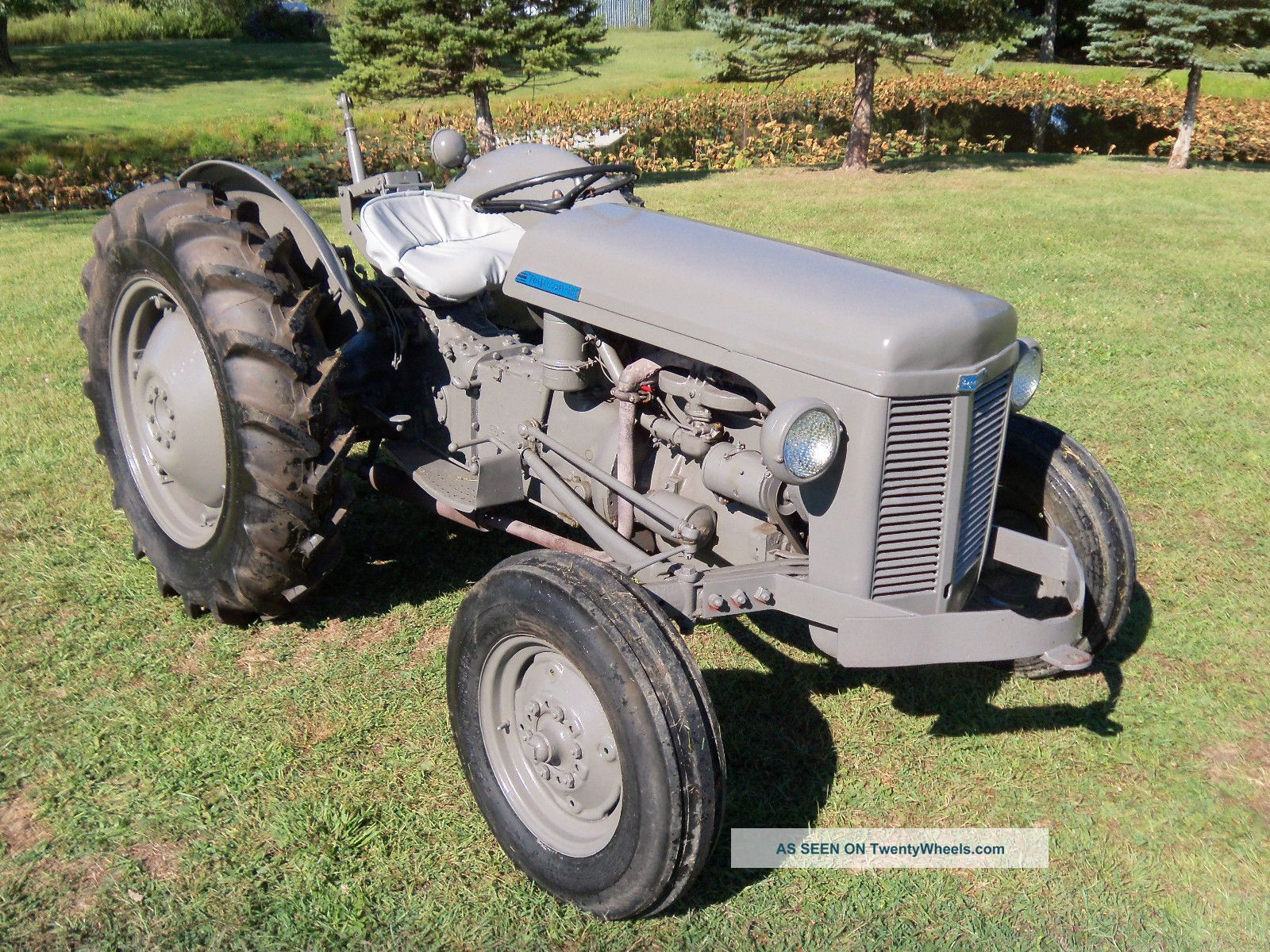 Ferguson To 30 Parts : Massey ferguson tractor pictures to pin on pinterest