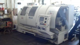 2006 Milltronics Ml22 X 60 Cnc Lathe photo