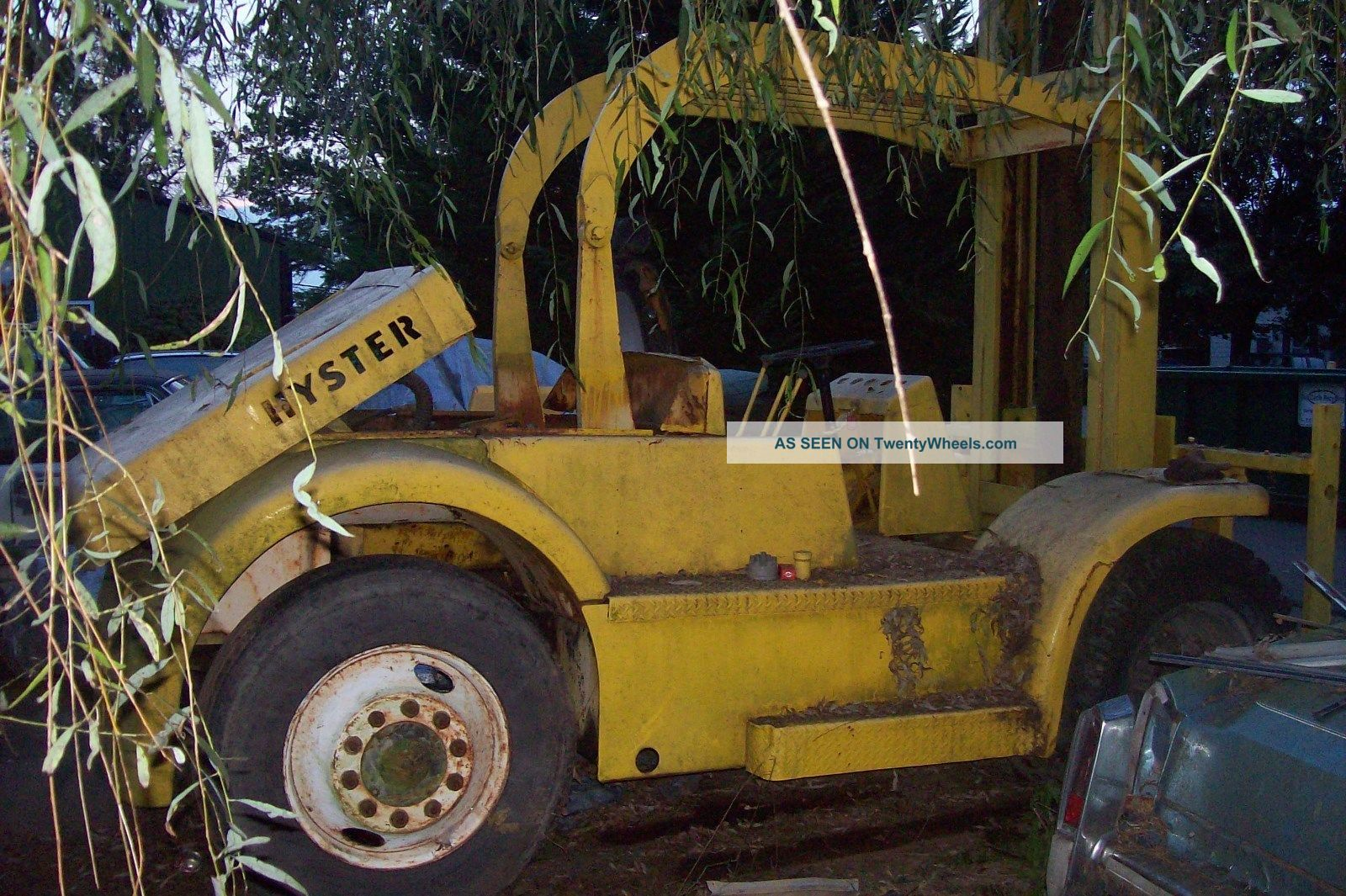 1959? Hyster Rc 150 Forklift