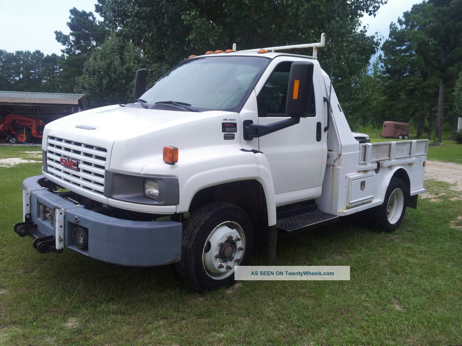 2004 Gmc C6500 Owners Manual 77621