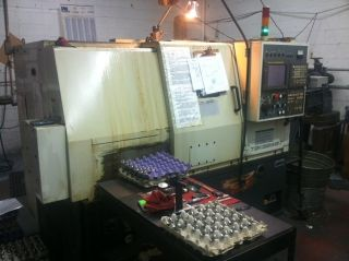 Takisawa Cnc Ex - 106 2 - Axis Turning Center - 1999 photo