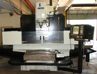 Hh Roberts Tw60mco Vertical Machining Center 60x 30y 24z photo