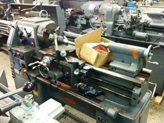 Takisawa Webb Tsl - 800 - D 14 X 30 Engine Lathe photo