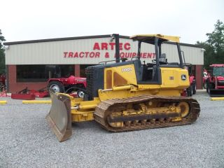 2005 John Deere 700j Lgp Bull Dozer - Crawler Tractor - Very Good Undercarriage photo