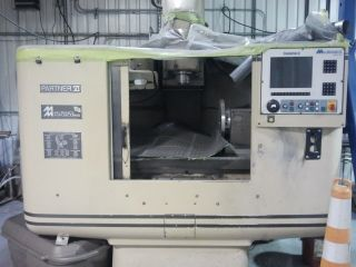 Milltronics Partner 6 Vmc Vertical Machining Center Mill 30x24 Ct40 Centurion photo