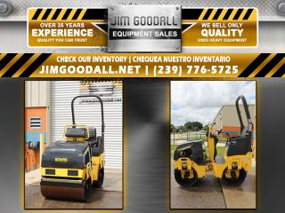 Bomag Bw900 - 50 Tandem Roller,  3395 Lbs Force,  37.  8