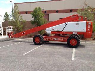 Snorkel 60 4x4 Diesel Manlift Boom Lift Ie Jlg Genie photo