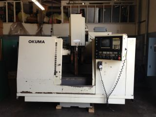 1995 Okuma Cadet 4020 Cnc photo