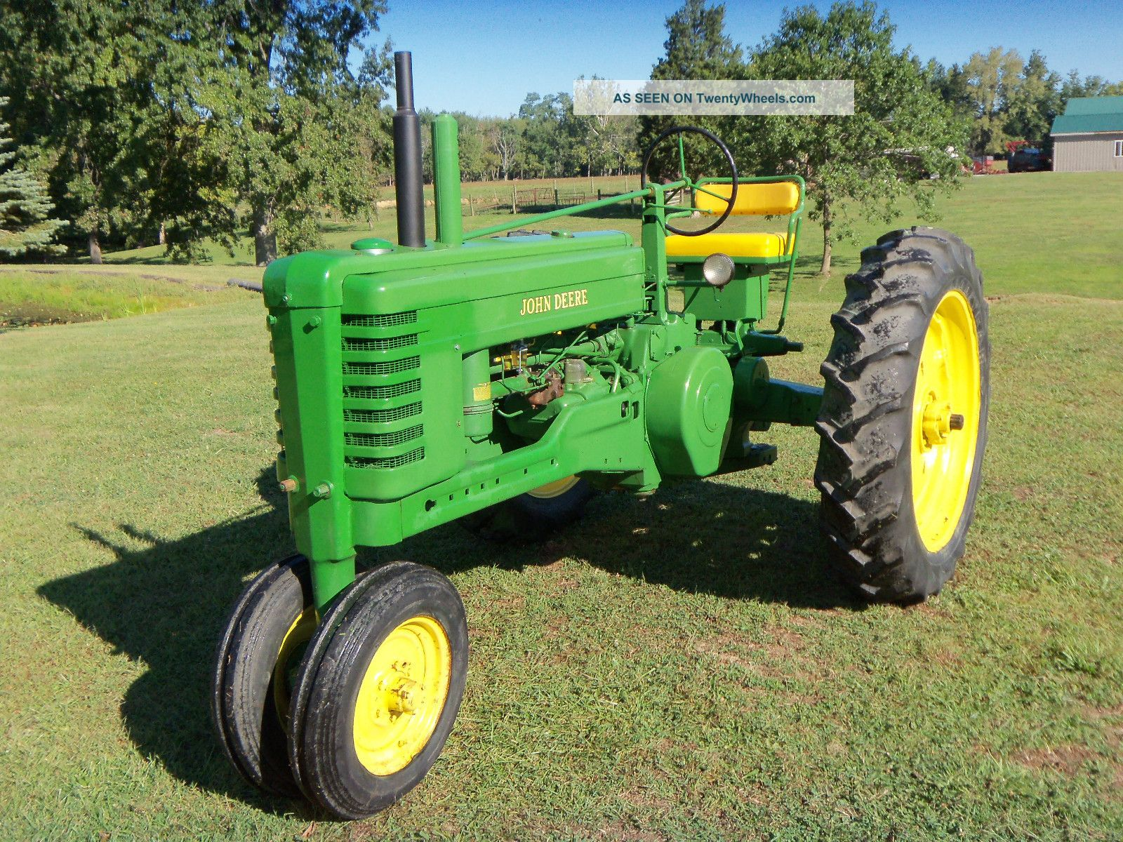 John Deere Model M For Sale On Craigslist Autos Post