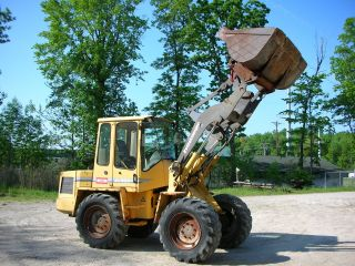 Coyote C22 / Zettelmeyer 802i Articulated Wheel Loader photo