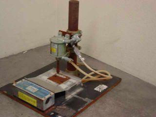 Air - Mite Device Inc.  Dap 7 Air Arbor Punch Press (stroke 2