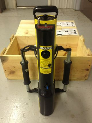 Propane Powered Post Driver By Tippman - Propane Hammer photo
