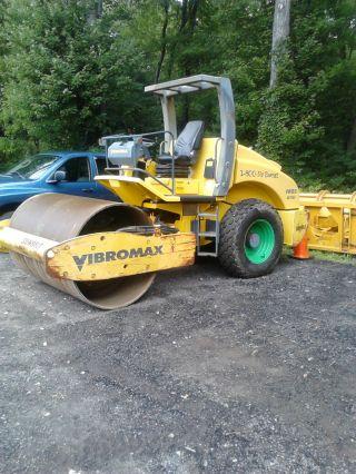 2005 Vibromax Vm66 Roller photo