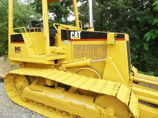 Caterpillar D4c Dozer photo