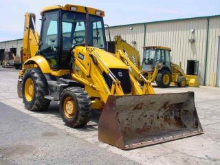 2006 Jcb 3cx Tractor Loader Backhoe,  Cab,  4x4,  Extendahoe,  Only 2312 Hrs, photo