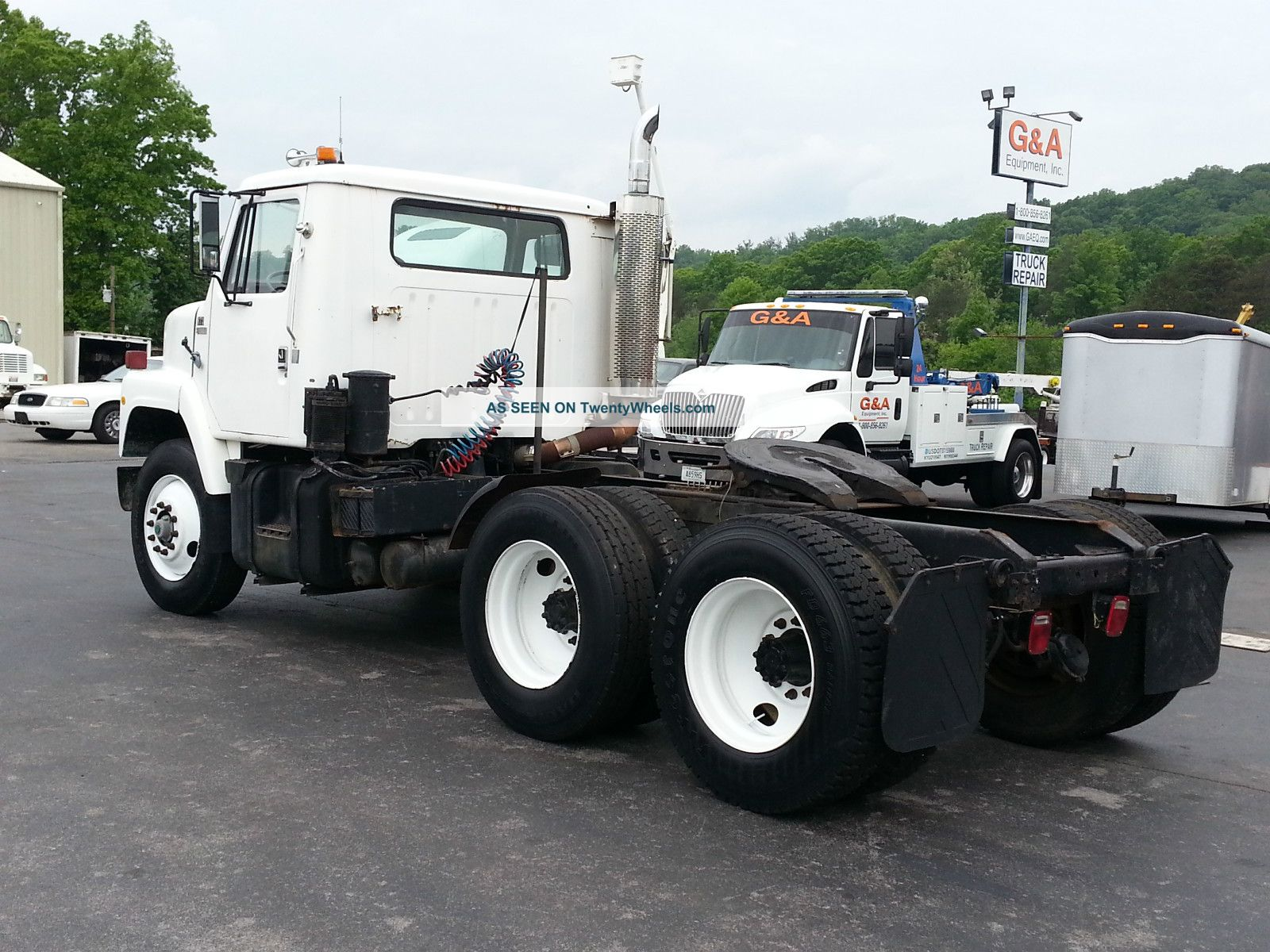 The Rise Of Semi Trailer Trucks History And Industry Impact also  additionally 1979 Semi Trucks For Sale as well  furthermore . on used semi dump trailers ohio