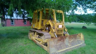1981 Caterpillar D4e Dozer photo