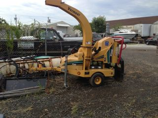 Vermeer 600 Xl Auto Feed Chipper photo