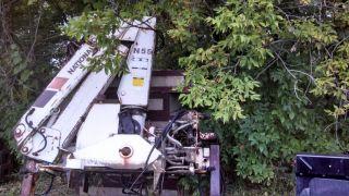 N 55 Knuckle Boom Crane photo