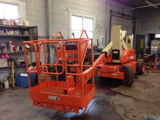 1997 Jlg 35electric Boom Lift Aerial Lift photo