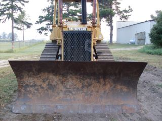 D - 4 High Track Dozer 1991 photo