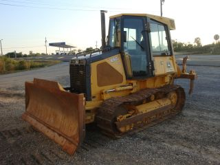 2005 John Deere 650j Lt Dozer photo