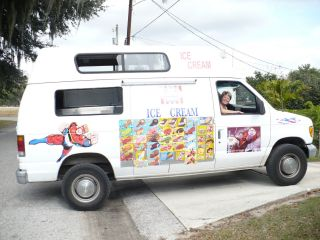 2004 Ice Cream Trucks & Push Carts E 250 - 3/4 Ton photo