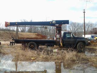 1993 Ro Tc85 - 2 Stinger Crane photo