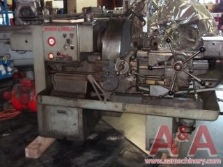 Warner & Swasey M - 2700 Lathe 23188 photo