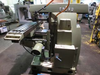 Enshu Hf - 2 Plain Horizontal Milling Machine photo