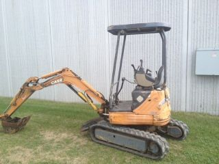 Case Cx14 Excavator - Mini Excavator photo